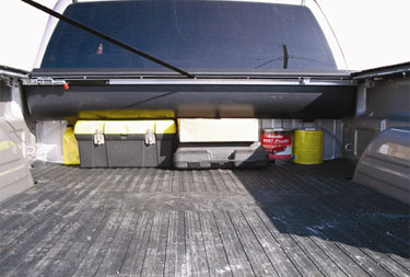BAK R15100 RollBak Aluminum Retractable Tonneau Cover 819275002462