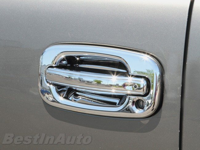 Chrome Accessories to Brighten Up Your Vehicle