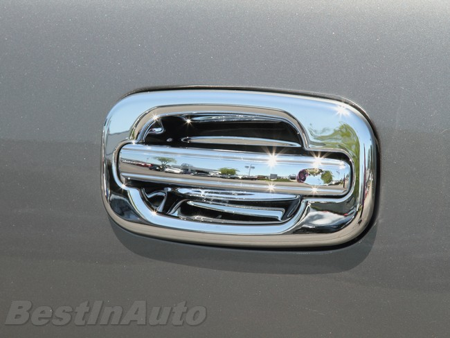 Great Looking Chrome Accessories for Your Vehicle