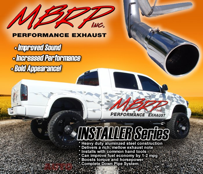MBRP Quality Products