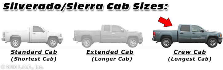 difference between a chevy double cab and crew. Black Bedroom Furniture Sets. Home Design Ideas
