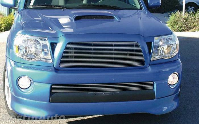 T Rex Horizontal Billet Grille 2005 2006 Toyota Tacoma