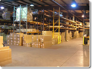 Our Warehouse in Indiana