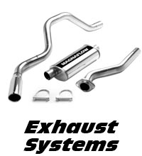 Exhaust Systems at Fastlaneusa