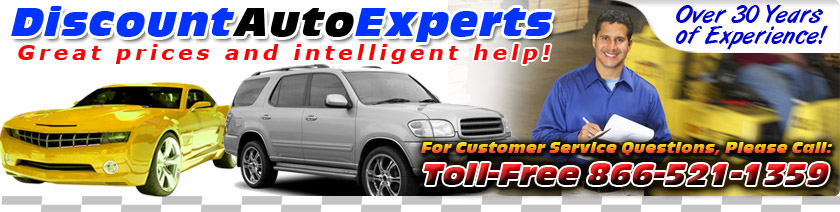 Discount Auto Experts: Car, Truck, and SUV Accessories at Clearance Prices