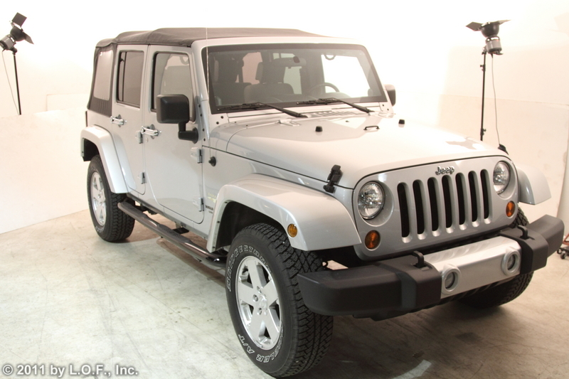 Jeep Wrangler Unlimited 4dr 07 2014 Running Boards Nerf