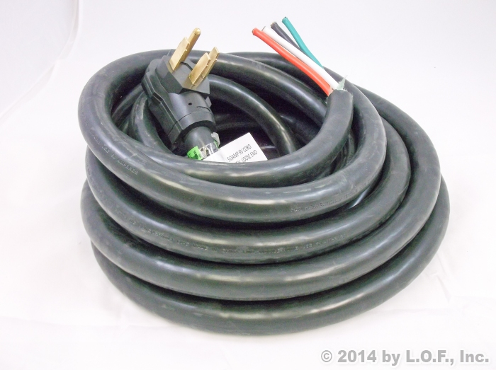 36 Foot 50 Amp Rv Trailer Camper Power Cord Replacement