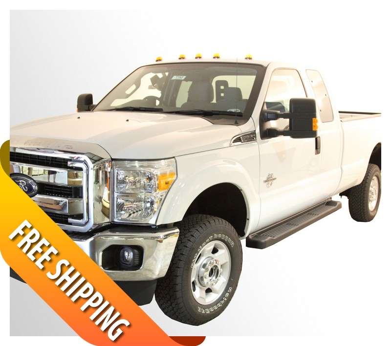 Running Board Factory Style Assist Steps Ford F250 F350