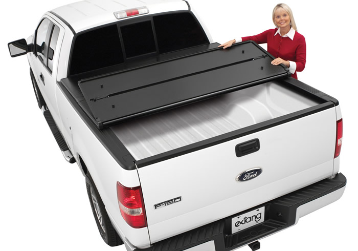 Extang Solid Fold Hard Tonneau Truck Bed Cover NEW 98in