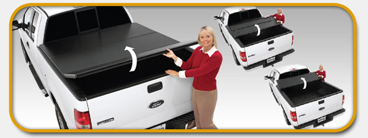 Solid Fold Hard Extang Tonneau Cover Ford F150 8 ft bed 04 08
