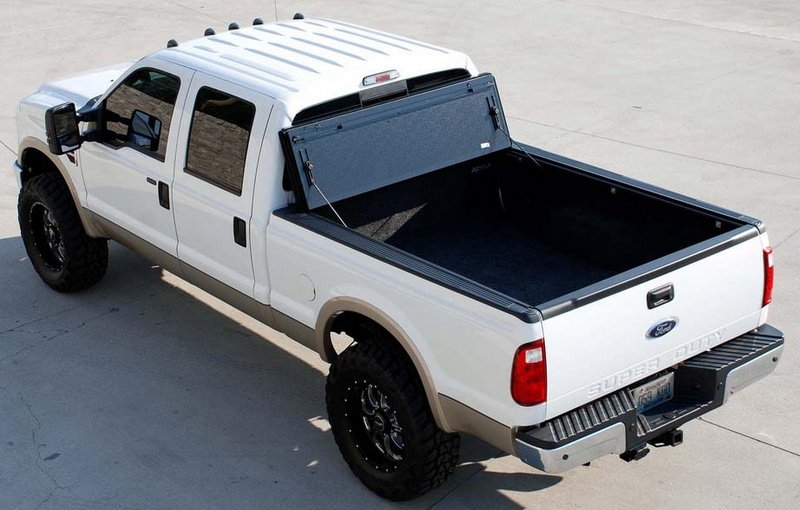 BAKFlip HD Tonneau Bed Cover 08 12 Ford Super Duty Short Bed 68